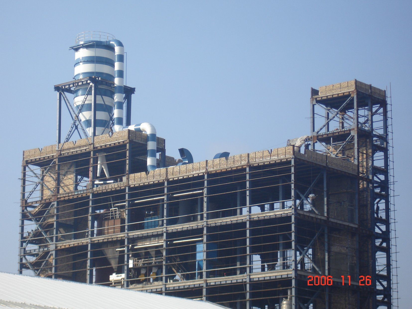 The Whole Set Equipment Configuration of Large-Scale Detergent Powder Plant