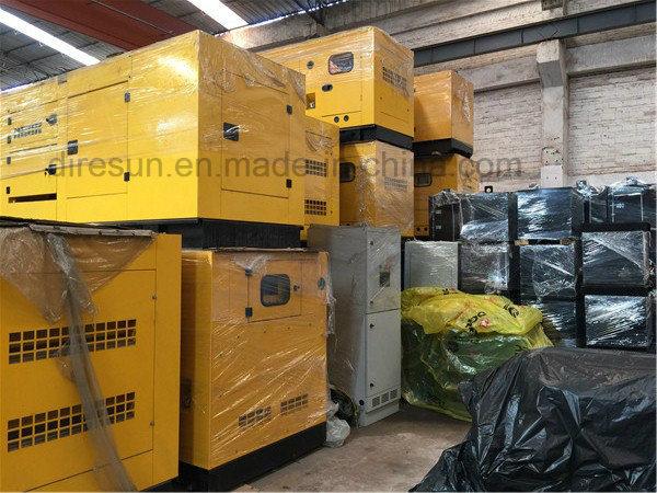 Volvo Open Diesel Generator/Volvo Open Type Diesel Generator Set (Ce/ISO9001/7 Patents Approved)
