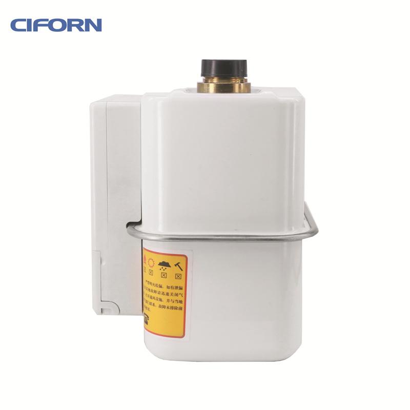 G1.6 Steel Case IC Card Diaphragm Gas Meter