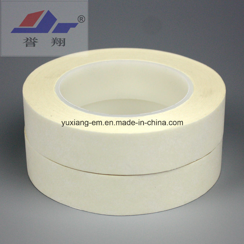Aramid Paper Electrical Insulating Adhesive Tape with Metastar Paper Backing