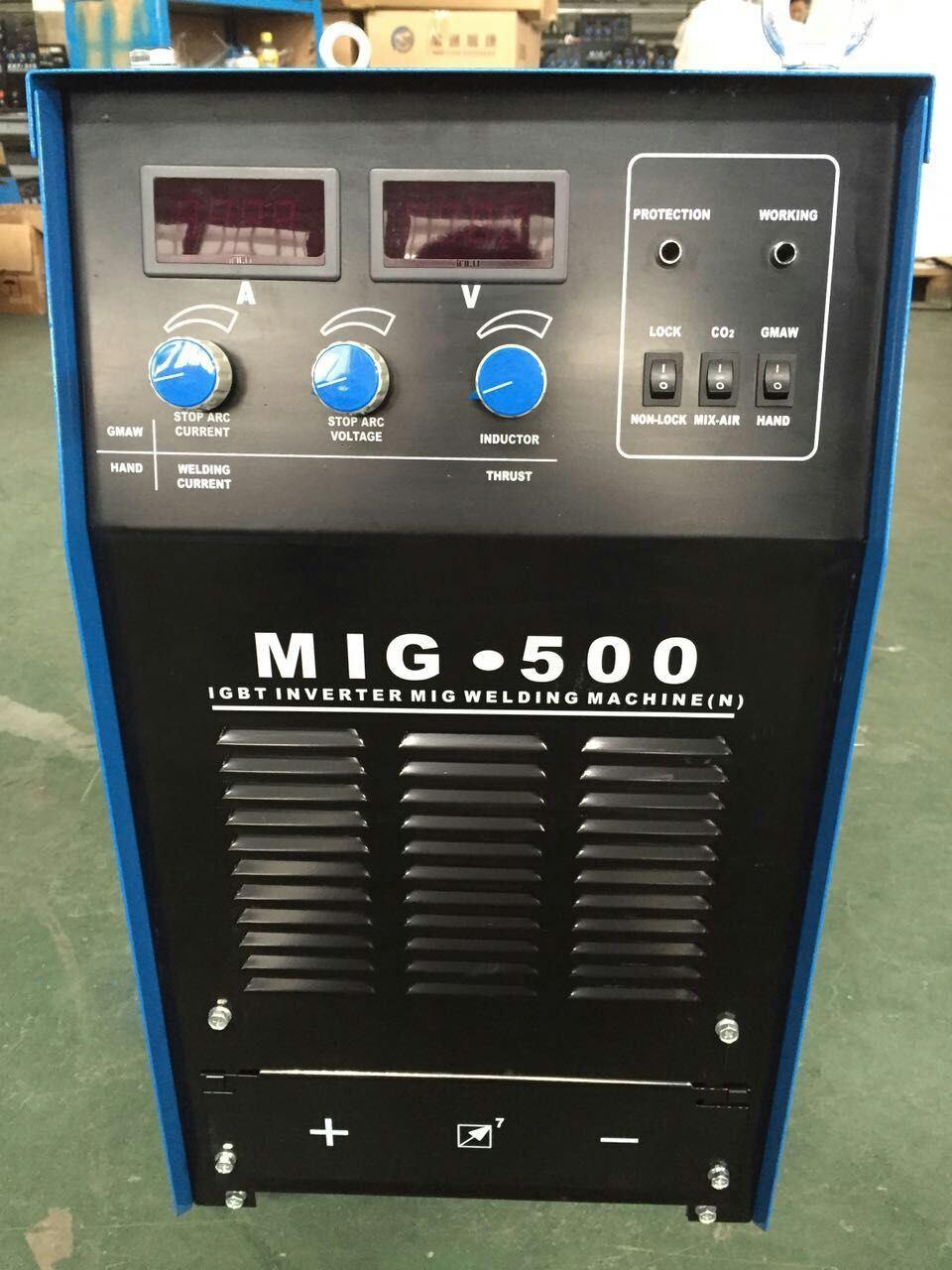 Inverter MIG Welding Machine IGBT MIG Welding Machine