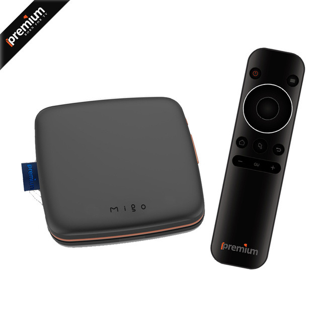 H. 265 Uhd Android TV Box Amlogic S905X 64 Bits and True 4k Playing