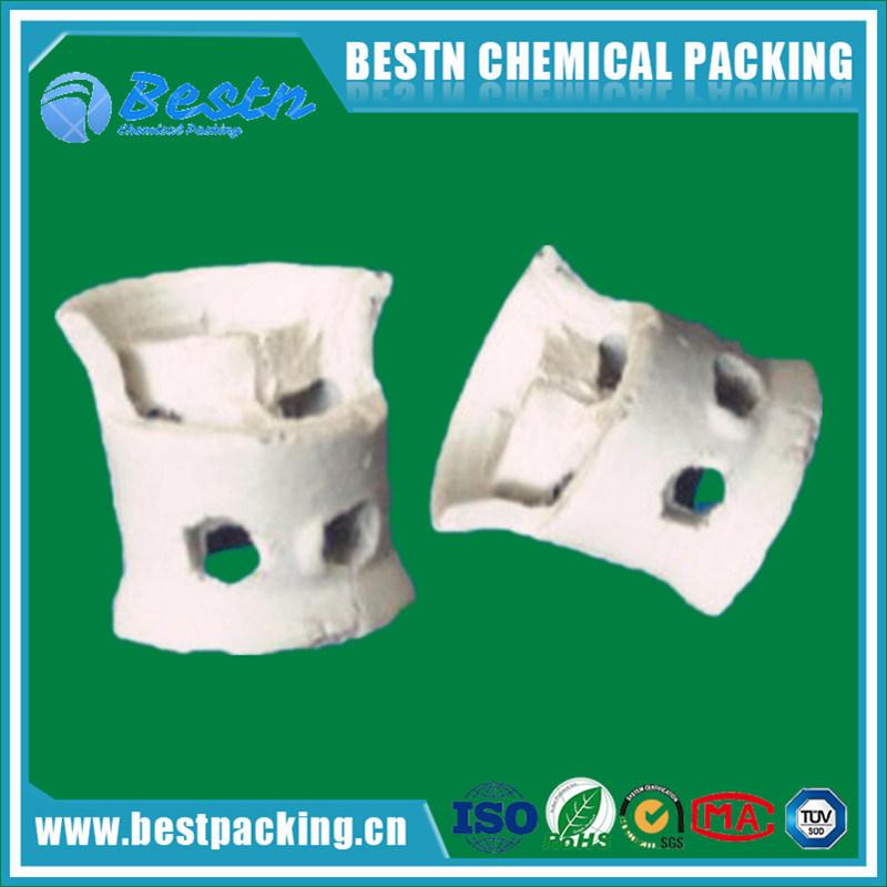 Ceramic Conjugate Ring -Tower Filling Packing