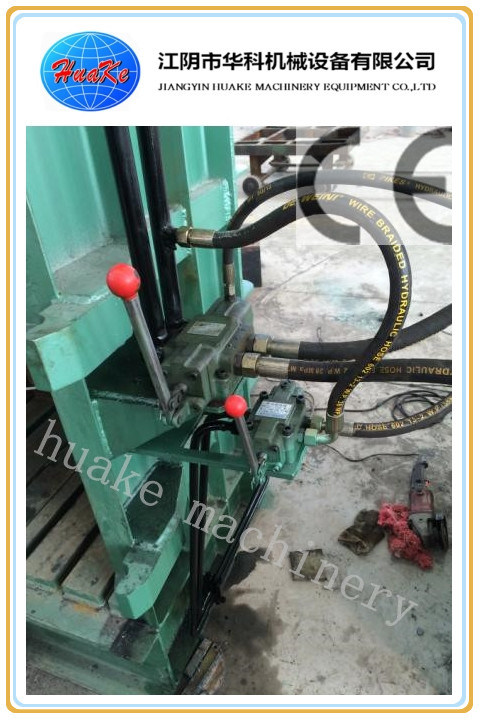 Y82 Vertical Drum Barrel Hydraulic Press Baler /Flattener/Crusher/Compactor
