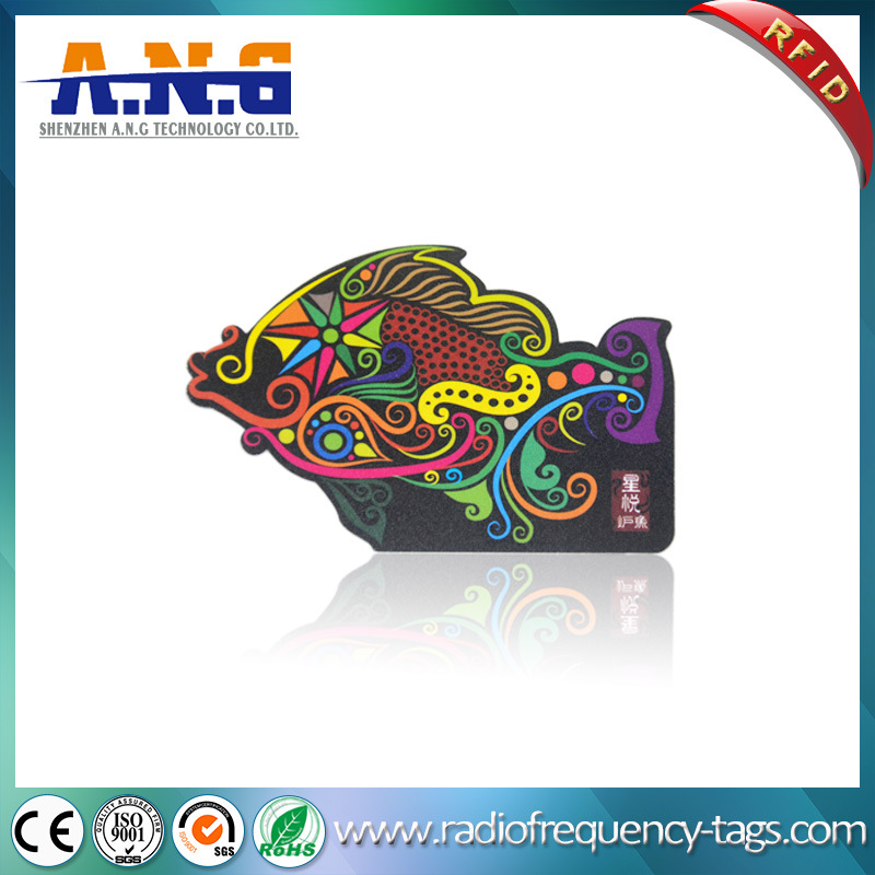 Custom Printing MIFARE 1k PVC RFID Smart Business Card