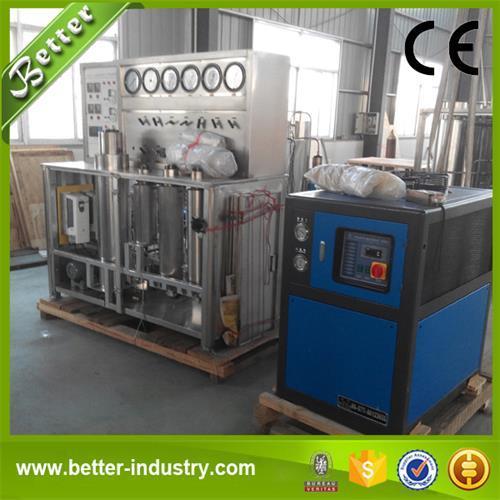 Supercrital Fluid CO2 Oil Plant Extraction