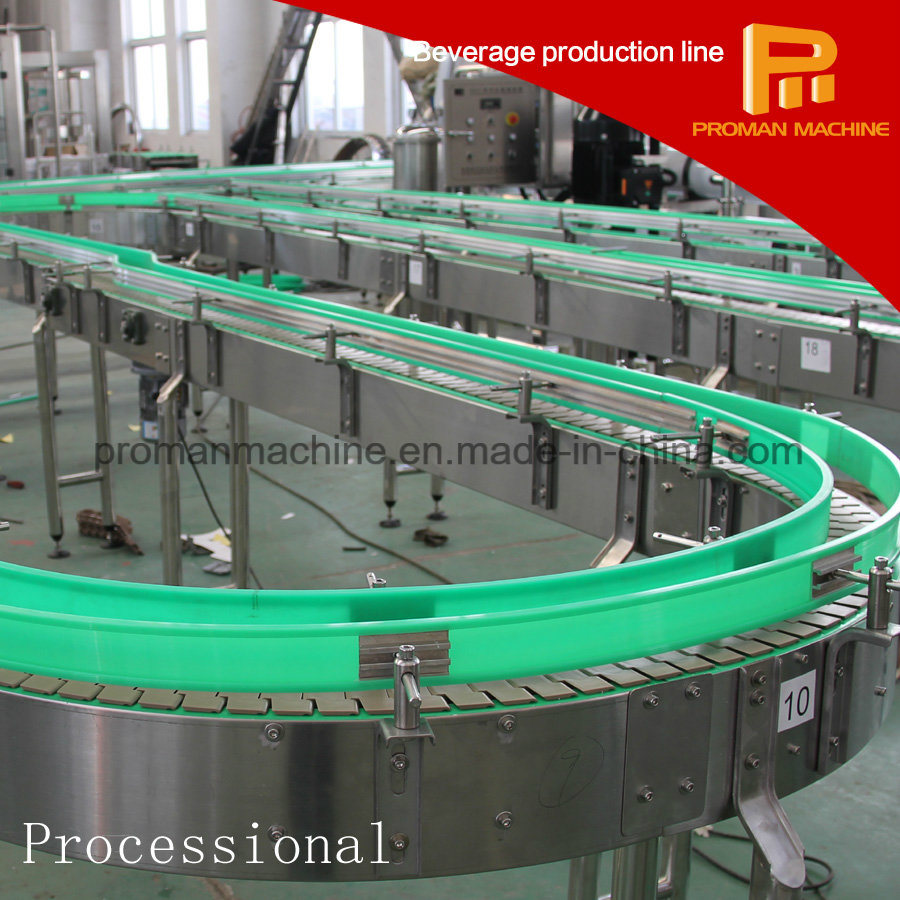 Glass Bottle Beer/Flavor Drink/Wine Washing Filling Capping Machine
