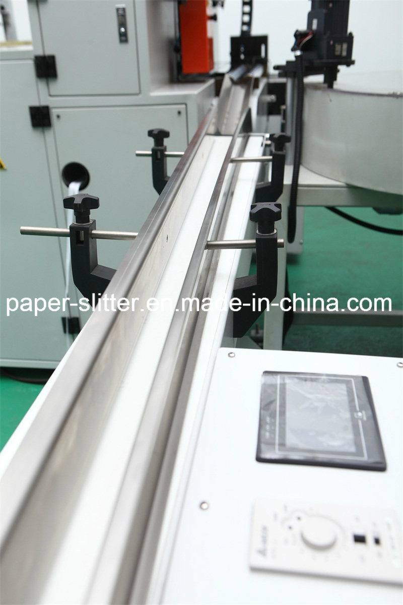 Thermal Roll Slitter Packaging Line