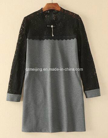 Polyester&Cotton Women`S Restonic Dress