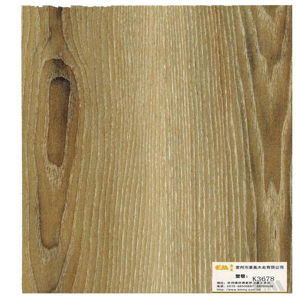 Decorative Pine Wood Grain Paper