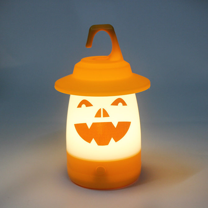portable 3AA Batteries Operated Plastic Bright Luminary Lighting LED Home Decorative LED Lantern