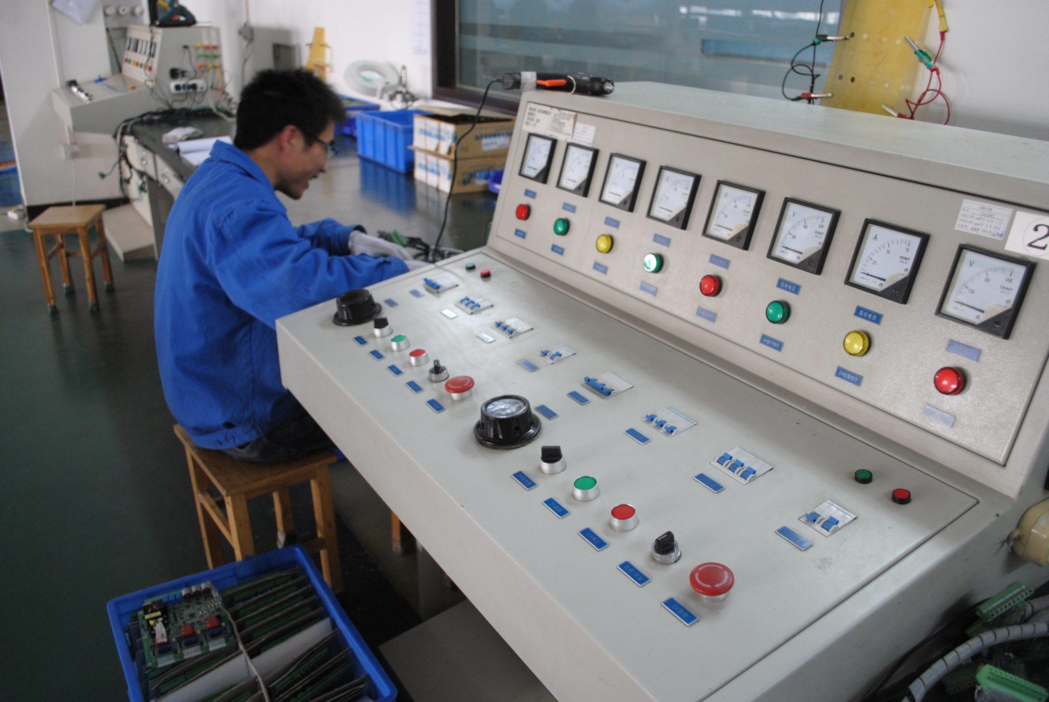 3 Phase AC220V-690V 315kw AC Motor Soft Starter