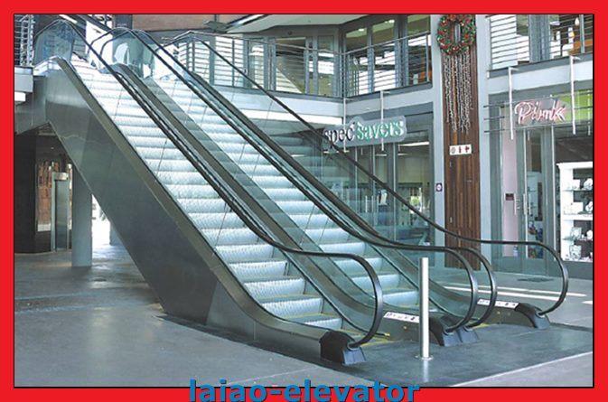 30 Degree 800mm/1000mm Outdoor Commercial Passenger Escalator