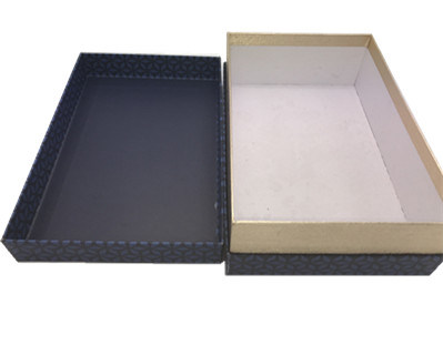 High Quality Customized Paper Storage Box with Carboard
