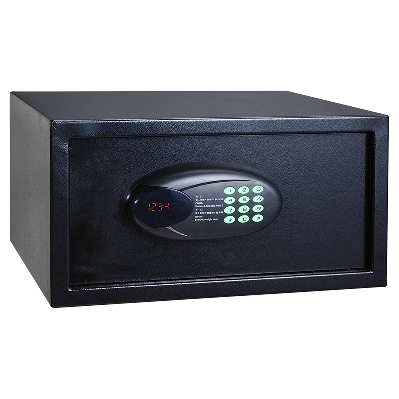 Hotel Room Safe Deposit Box