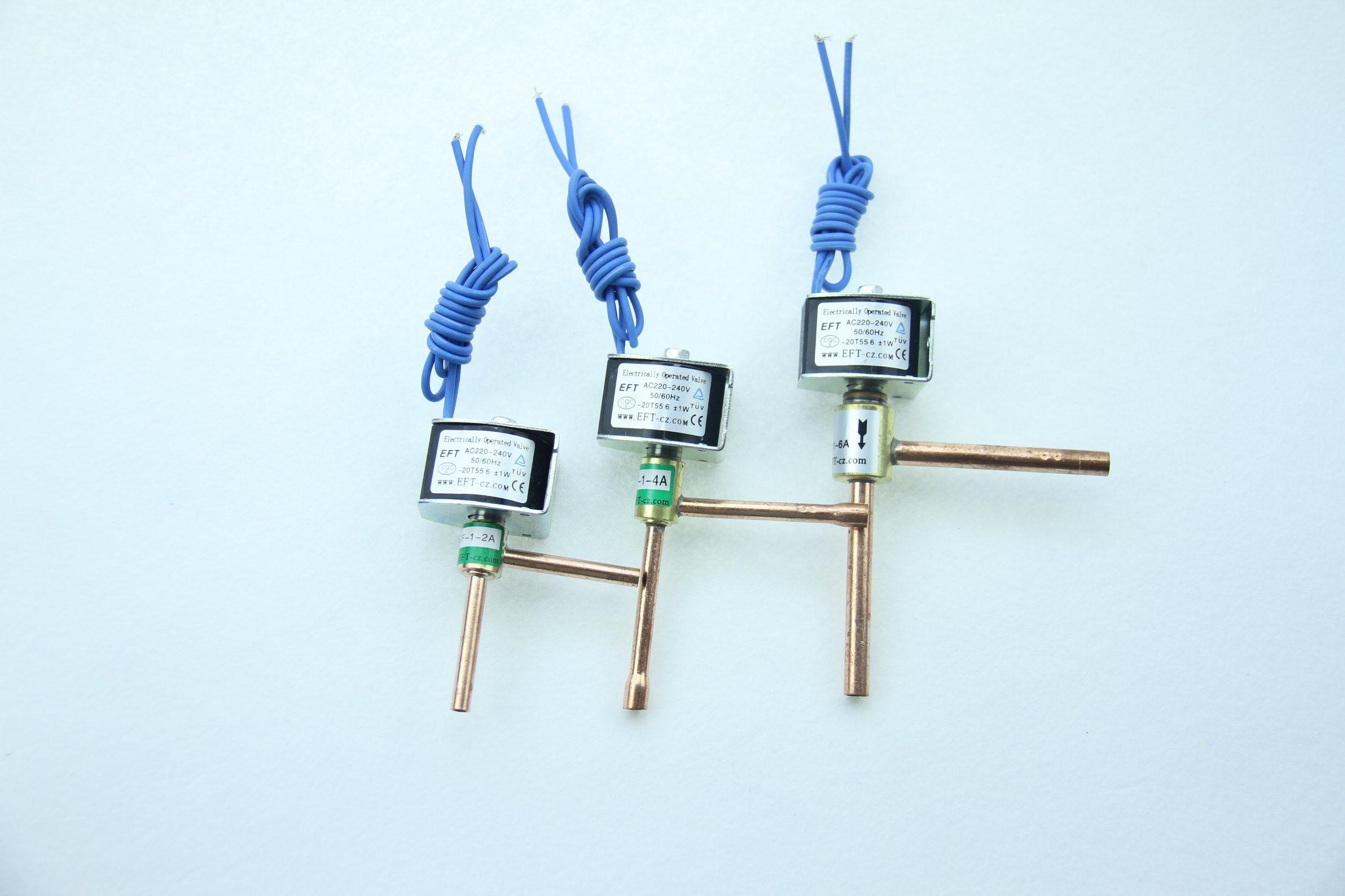 High Quality Solenoid Defrost Adjusting Valve for Refrigeration