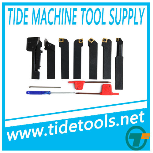 Carbide Insert Turning Tool Holder Set