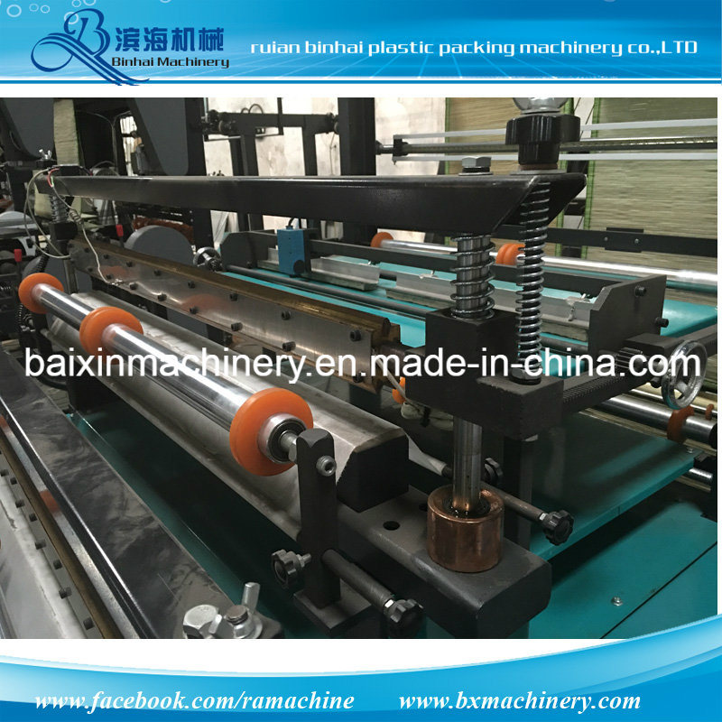 Bottom Sealing Cold Cutting Plastic Bag Making Machine