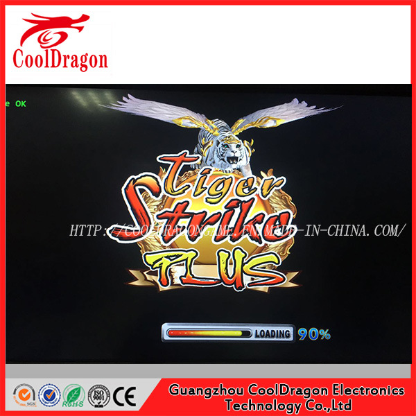 Us Cooperation Only Rent Only Tiger Strike Plus Fish Hunter Arcade Game