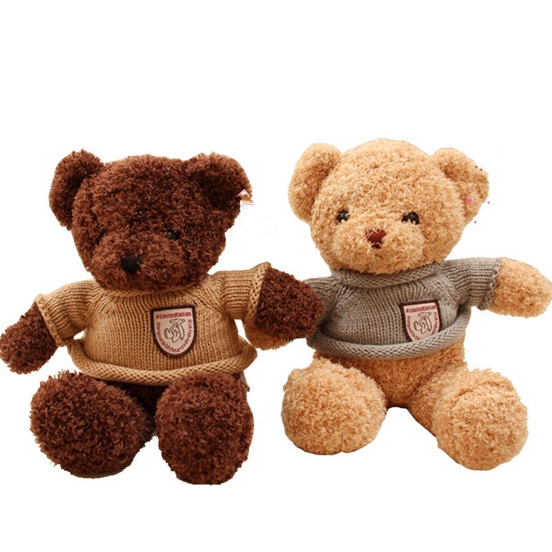 2016 Worzel Bear Plush Toy