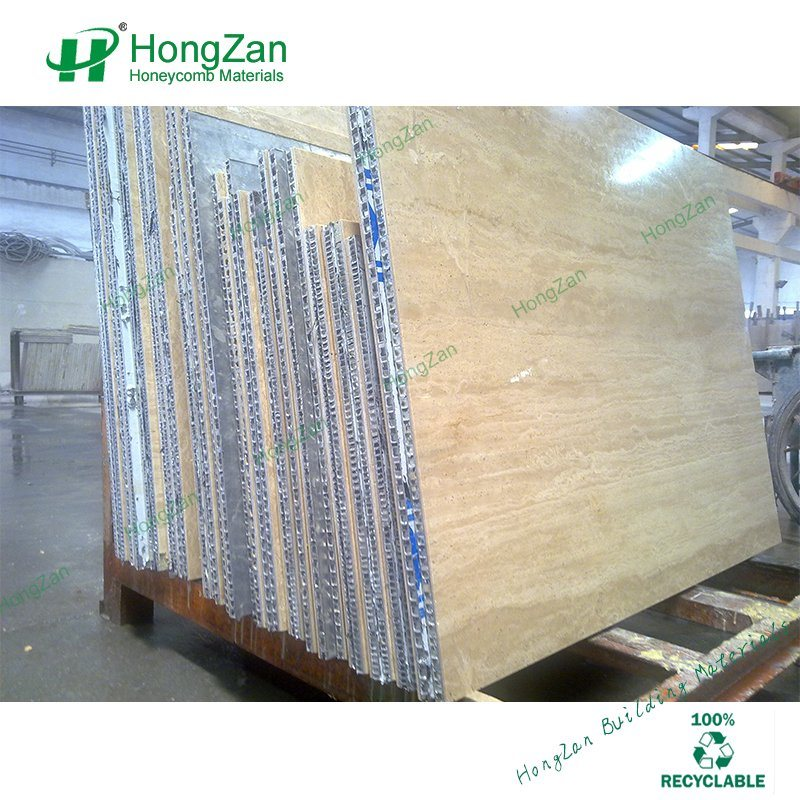 Stone Materials Used Wall Paneling Marble Honeycomb Panel