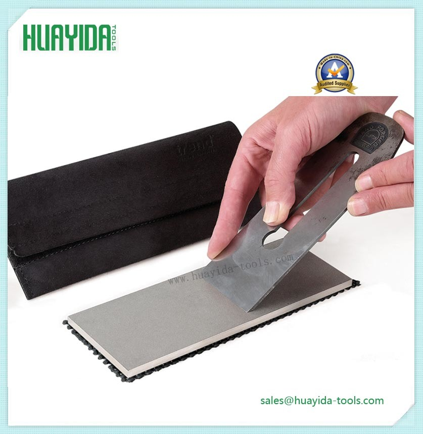 Double Sides Diamond Coated Knife Sharpener for Chisels and Plane Blades etc.