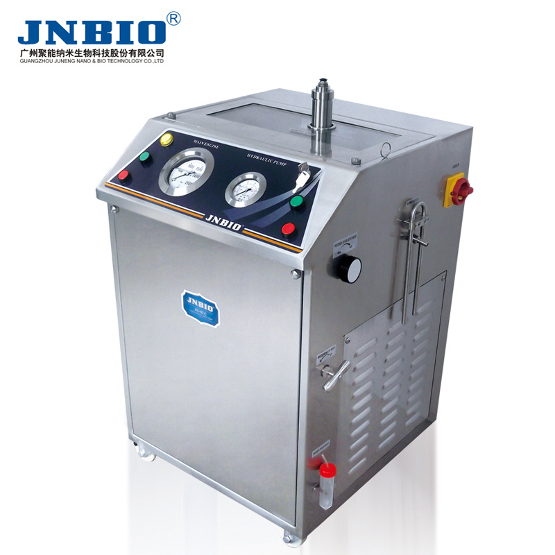 Jn-02hc Low Temperature Ultra High Pressure Homogenizer