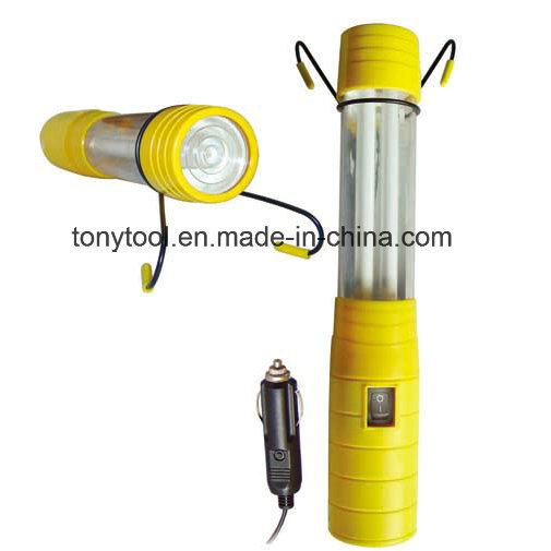 12-Volt 13-Watt Fluorescent Work Light