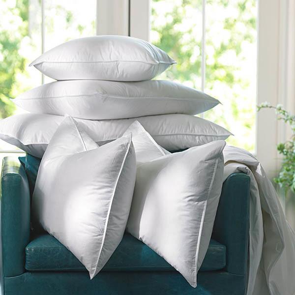 Hotel Down Pillow & Down Alternative Hotel Pillow Cotton White Pillow