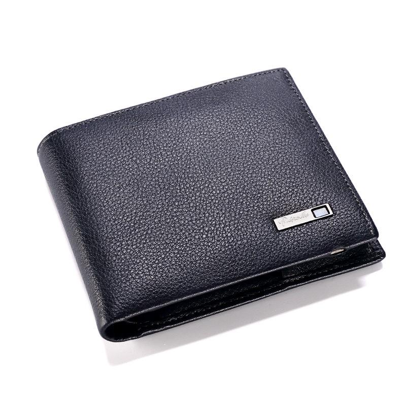 Smart wallet anti lost phone men tracker promotion gift purse