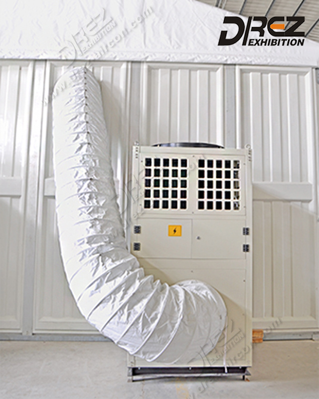 089-Drez 25HP Packed Industrial Air Conditioner for Commercial Festival Event Tents
