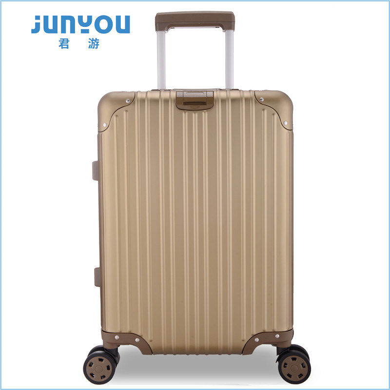 Top Quality Hardshell 20 24 Inch Aluminum Frame Luggage