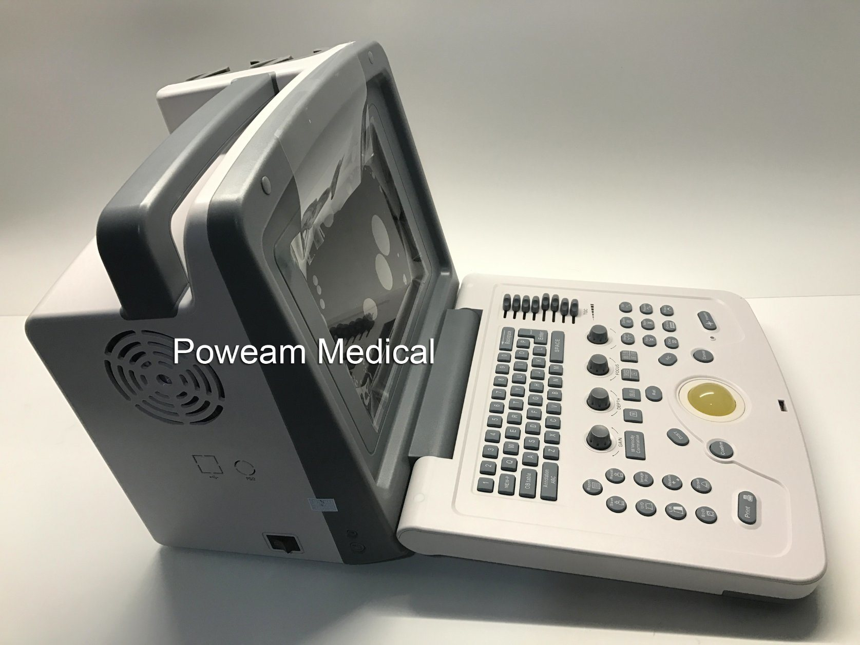 Ce Approved Portable Full Digital Ultrasound Scanner (WHYC30P)