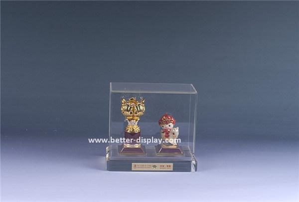 Clear Acrylic Jewelry Display Box (Btr-Y30230