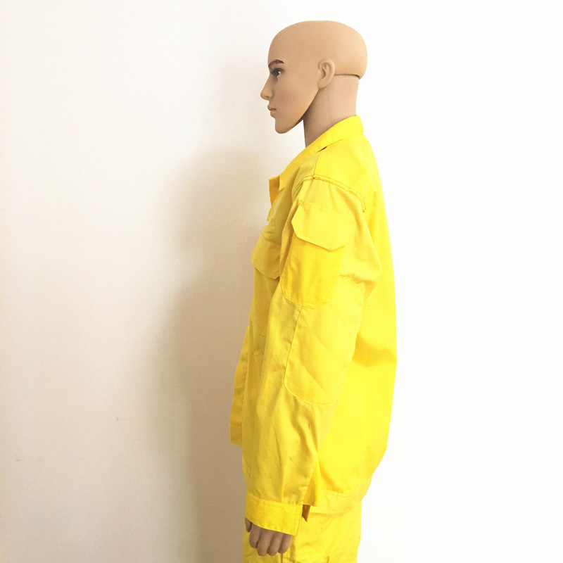 Fire Resistant Reflective Tape Coverall Functional Workwear