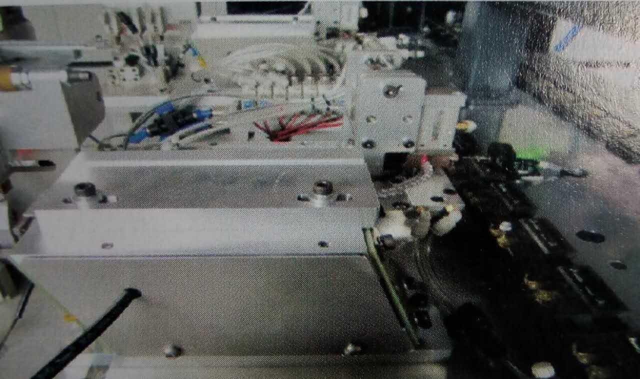 Automatic Bulk LED Insertion Machine Xzg-3300em-01-03 China Manufacturer
