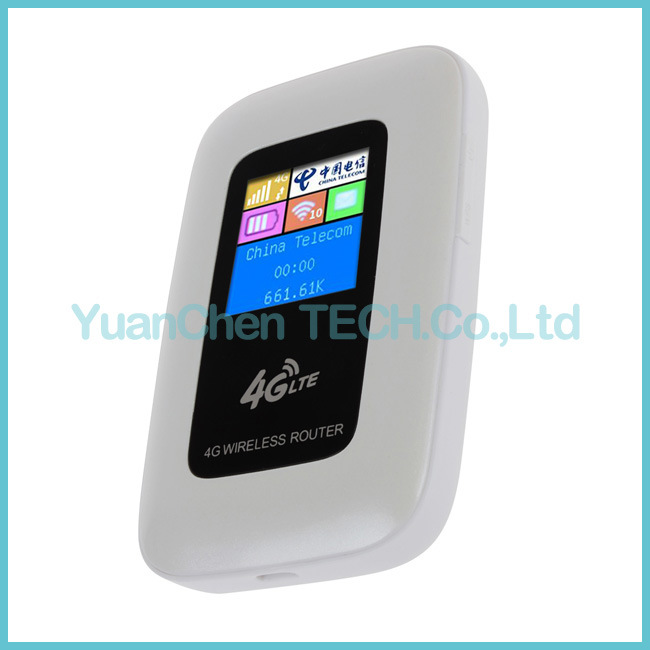 100Mbps Mini Lte Repeater Mobile3g 4G WiFi Router with SIM Card Slot Support Lte/WCDMA HSPA/GSM