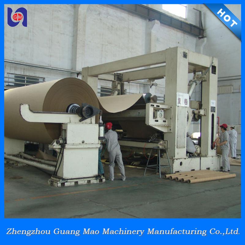 Paper Kraft Rewinding Machinery, Tissue Rewinding Machine Rewinder