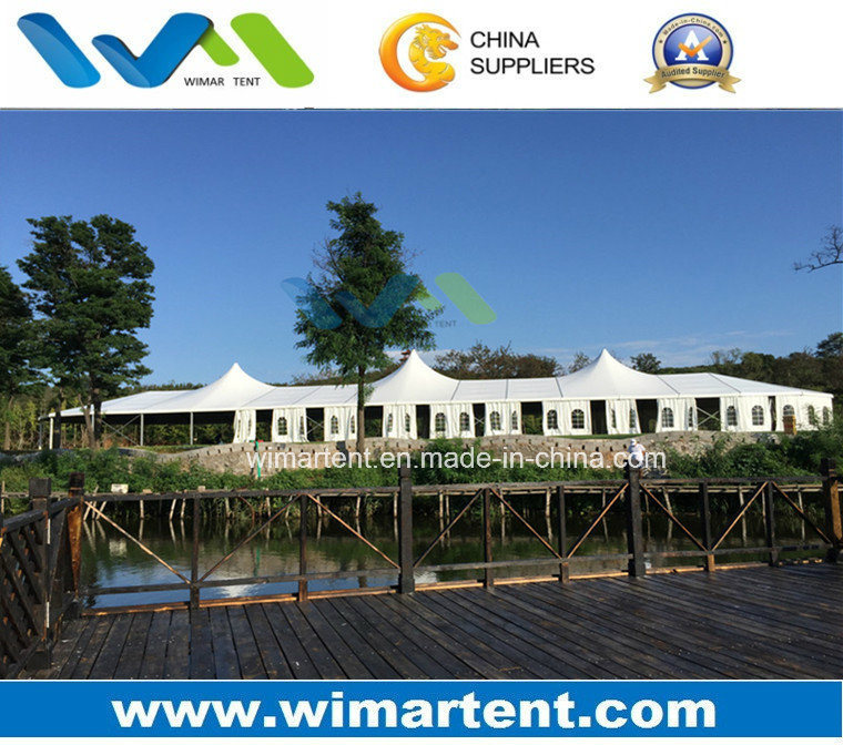 Outdoor Aluminum Frame Exhibition Party Tent for Wedding Events