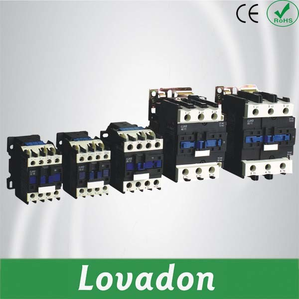 Good Quality Cjx2 Series AC Contactor