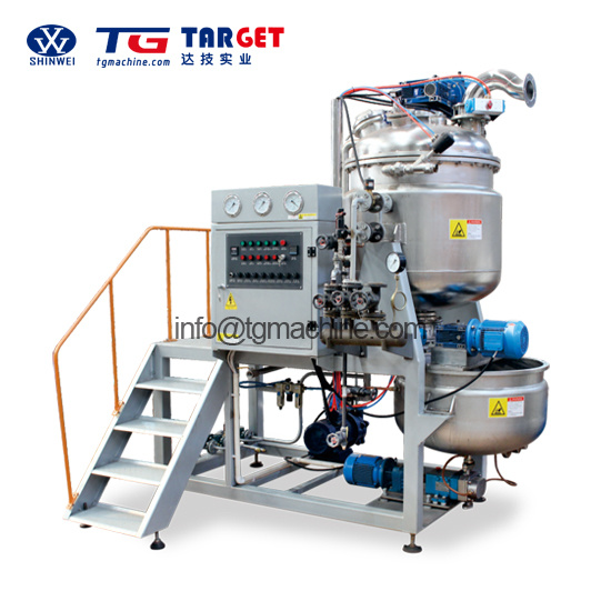 Automatic Central-Filled Toffee Production Line (T300F)
