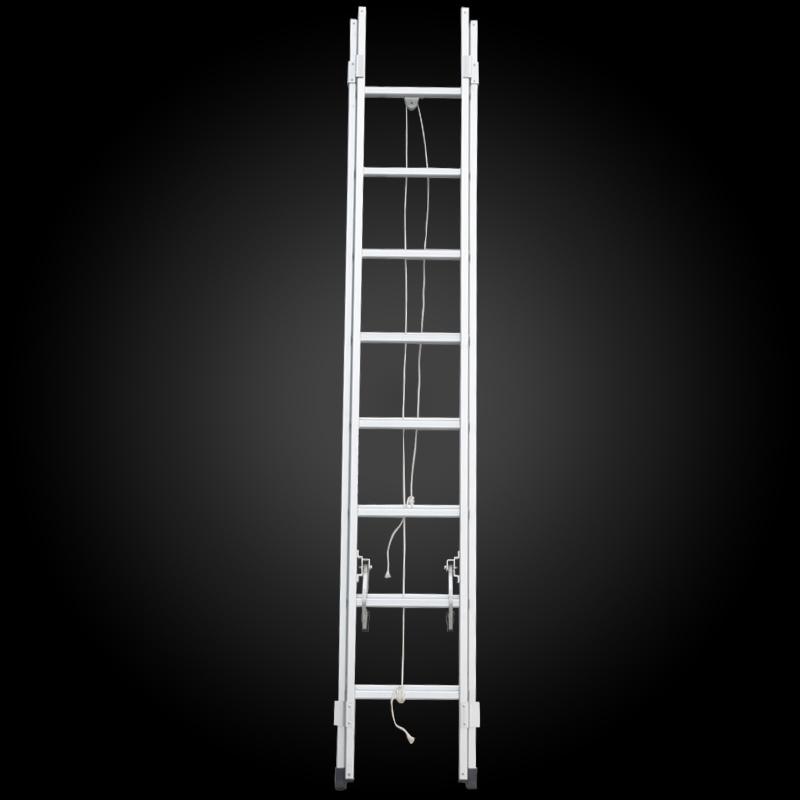 2016 Hot Sale Aluminum Extension Firefighting Ladder