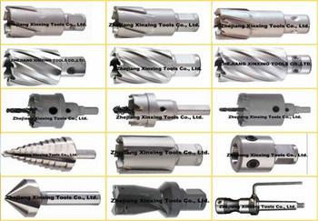 HSS Core Drill with Weldon Shank Version P