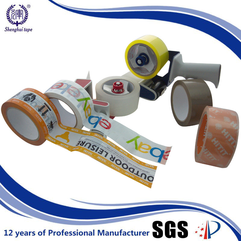 OEM Manufacturer Acrylic Waterproof BOPP Box Packing Tape