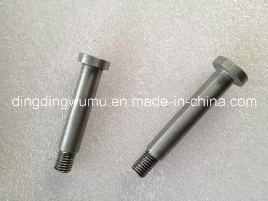 Pure Molybdenum Screw for Vacuum Furnace