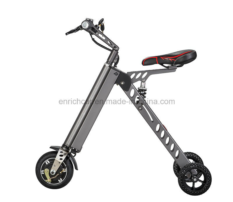 Fashion Green Two Wheel Electric Vehicle/Foldable Electric Bike