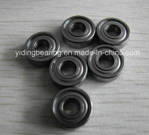 High Speed High Temperature Hybrid Ceramic Ball Bearing 6201