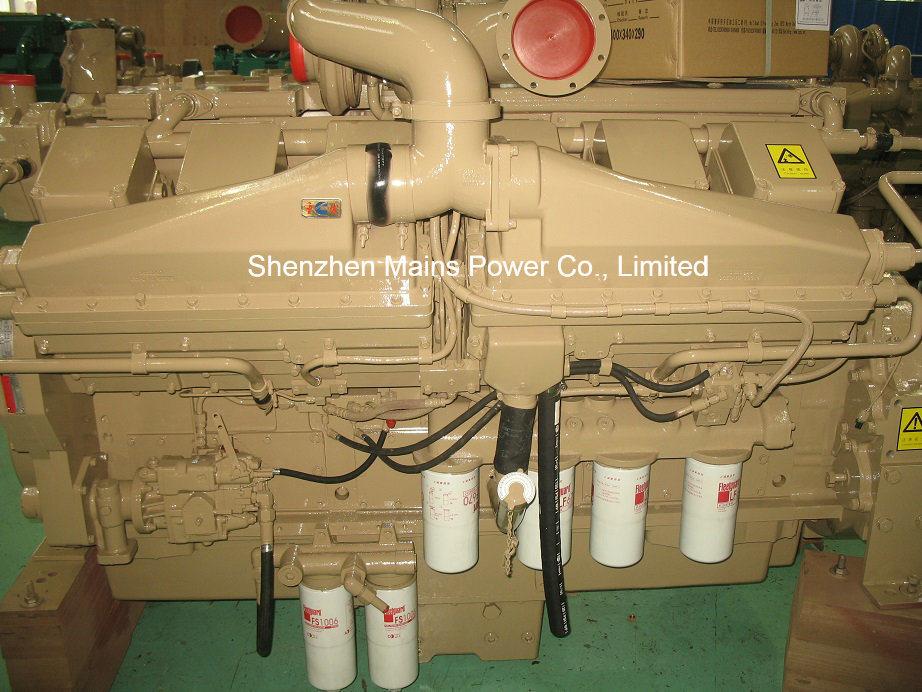 1600HP 1800rpm Cummins Marine Diesel Engine Fishing Boat Engine