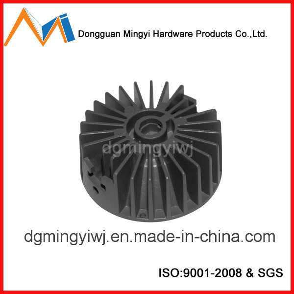 Aluminum Injection Casting Manufactury for Heatsink Which Approved ISO9001-2008 Made in Dongguan