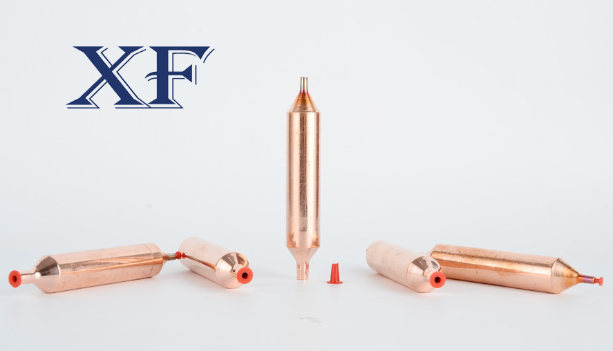 Customize Copper Accumulator for Refrigerator